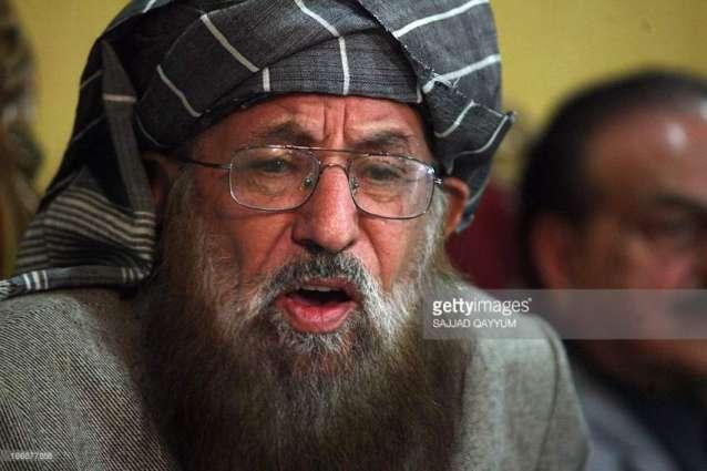 د پاكستان د دفاع كونسل چيئرمېن مولانا سميع الحق به د اګست په 13مه نېټھ په دوه ورځنۍ دوره كراچۍ ته ځي