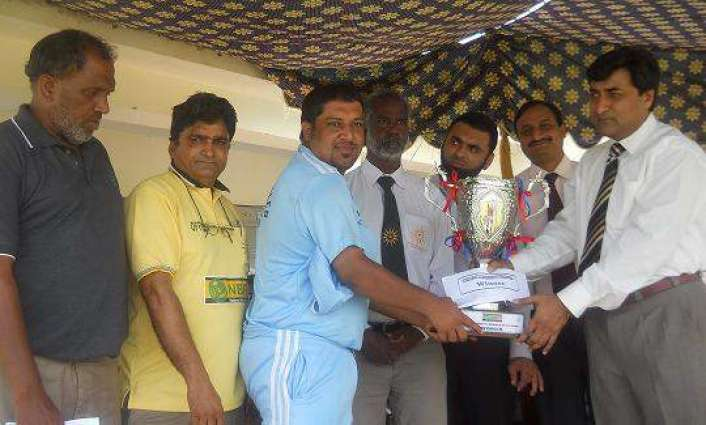 5th national disabled cricket championship from Aug 14