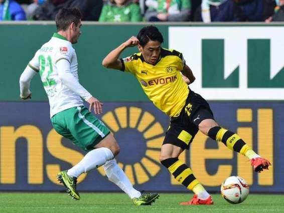 Football: Dortmund suffer Bilbao defeat in Bayern warm-up