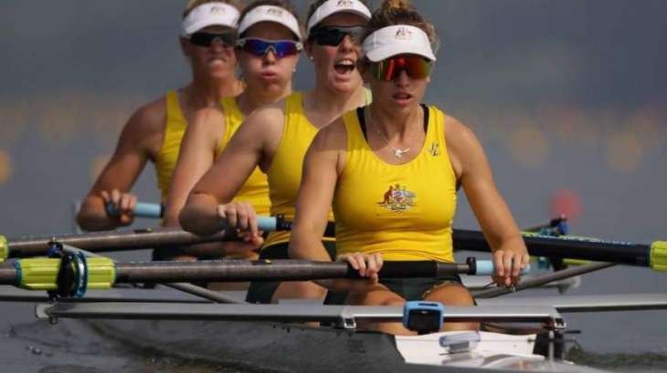 Olympics: Storms call off beleaguered rowing regatta
