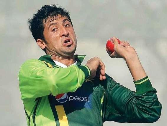 کدی وی انگلینڈ لئی کرکٹ کھیڈن دی گل نہیں کیتی: جنید خان