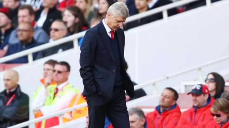 Football: Wenger 'guilt' over Leicester title triumph