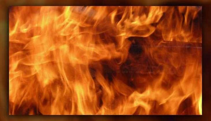 Fire in Gynecology ward kills 11 new born babies