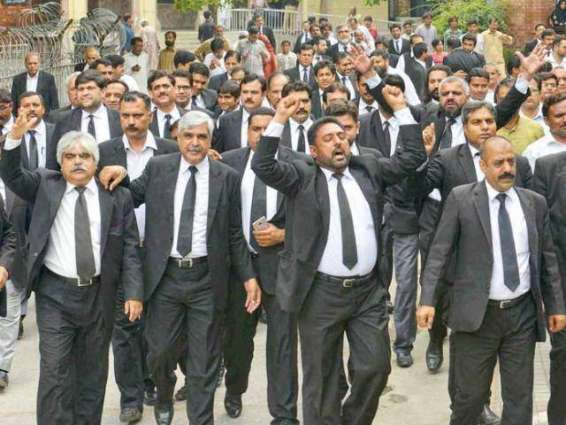 Lawyers observe strike against Quetta carnage