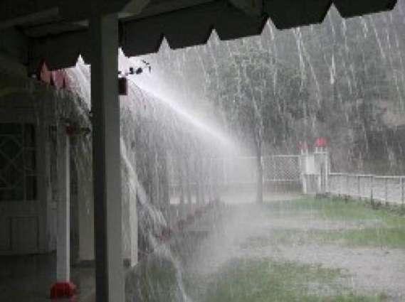 Faisalabad receives heavy rain