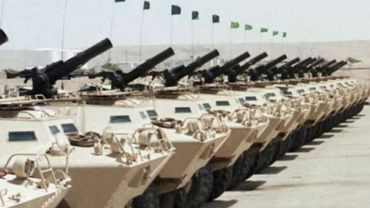 US approves $1.15 bn tank, weapons sale to Saudi