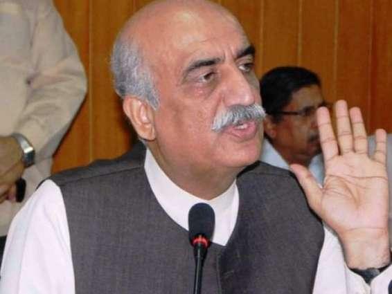 حزب الشعب الباكستاني يدعم الحكومة لتنفيذ خطة العمل الوطنية لمكافحة الإرهاب