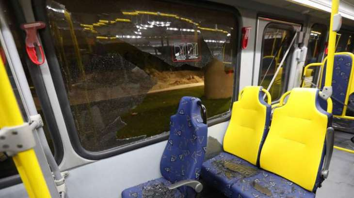 Olympics: Rio media bus hit by stones - security chief
