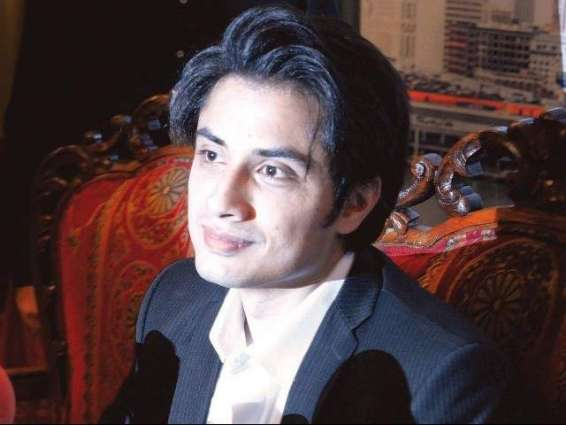 Pop singer Ali Zafar to participate in Toronto show