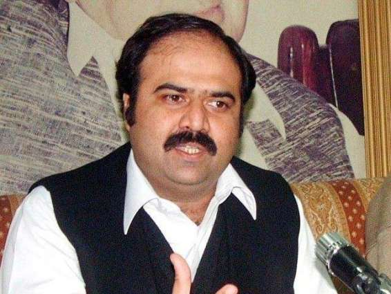 KP govt. endeavoring to resolve problems of officers: Sikandar Sherpao