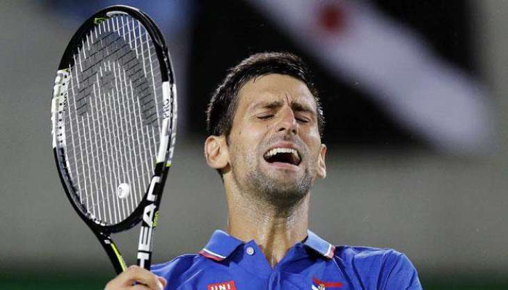 Tennis: Top-ranked Djokovic pulls out of Cincinnati