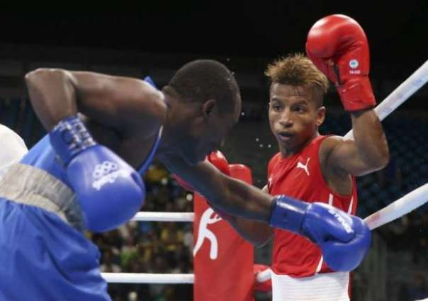 Cuban boxing prodigy secures first medal