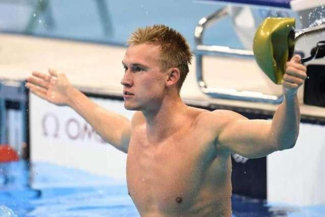 Olympics: Kazakh Balandin wins men's 200m breaststroke