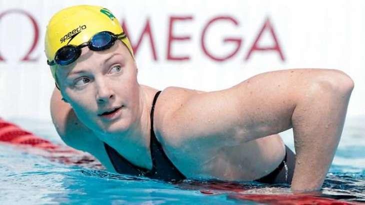 Olympics: Cate Campbell underlines favorite status in 100m free semis