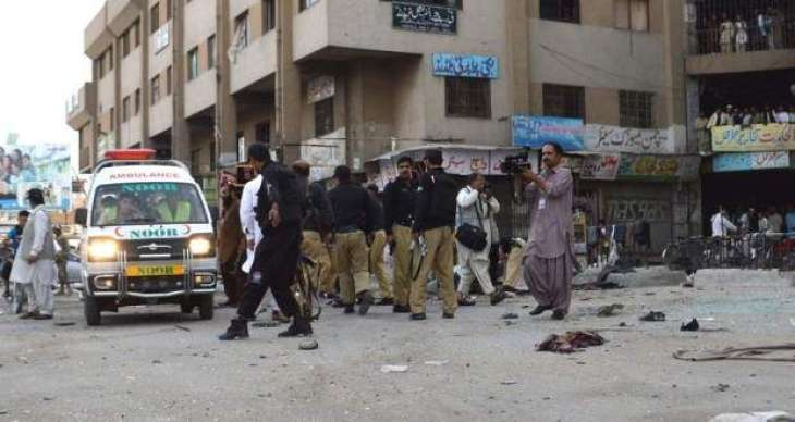 7 injured as blast hit Quetta police, says Home Minister