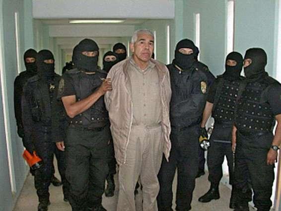 Mexican police arrest alleged drug trafficker accused of murdering journalist