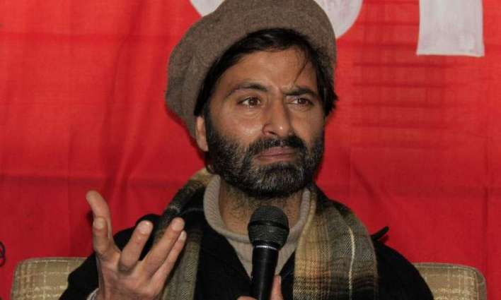 JKLF chairman urges people to keep unity in their ranks