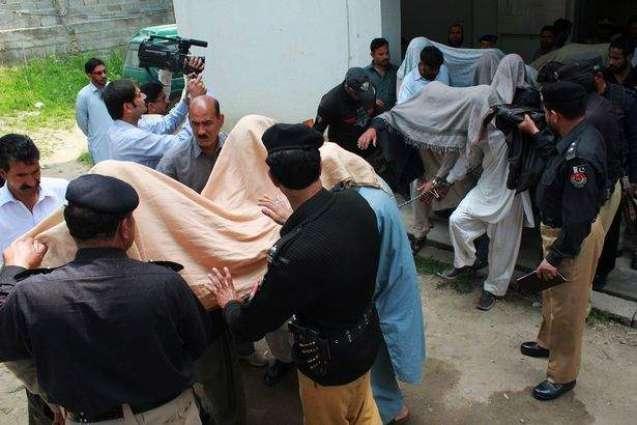 Contraband seized,10 arrested