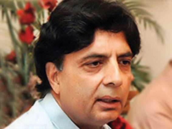 Opposition showered criticism on the Interior Minister Ch. Nisar regarding National Action Plan