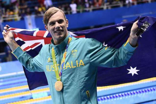 Olympics: Golf makes Games return as Aussie teen stars in pool