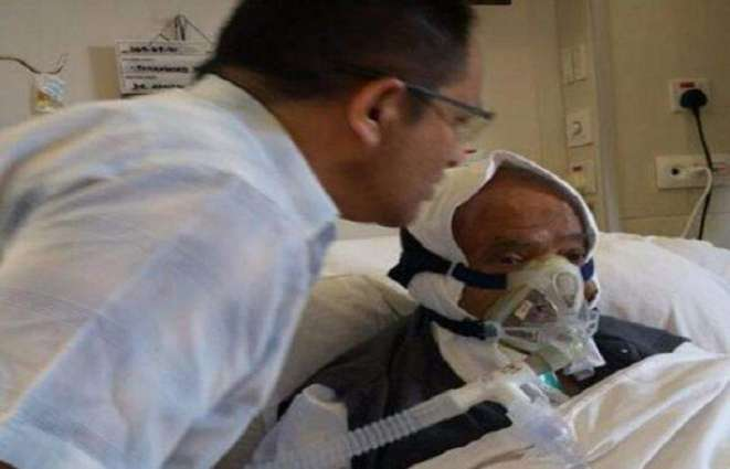 Cricketer Hanif Muhammad fights back in hospital