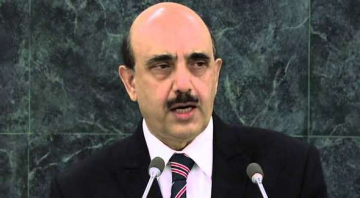 Masood Khan is the best choice for AJK President office: AJK PM