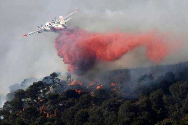 Wildfires tamed in southern France as new blazes feared