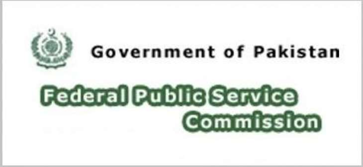 FPSC recommends appointment of three candidates