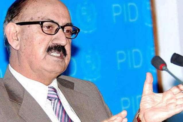 Azadi Train to convey message of progress, prosperity: Irfan Siddiqui