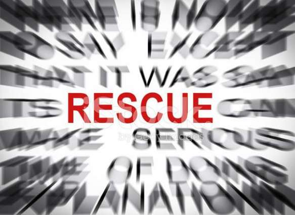 5-year-old boy rescued from Afghanistan