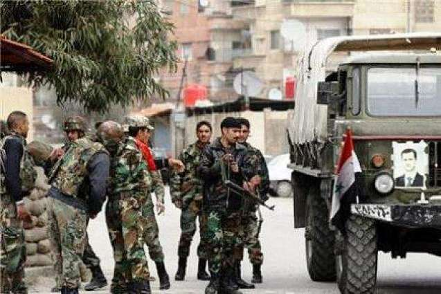 Suicide bombing in Baghdad, 2 soldiers killed and 9 injured