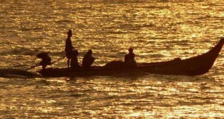 Pak Navy rescues seven fishermen from Khobar Creek