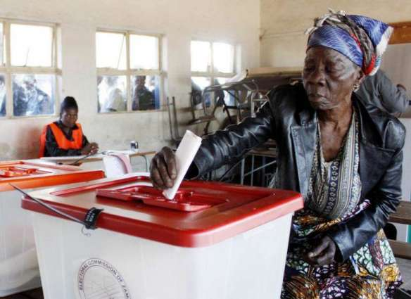 Elections in Zambia get underway