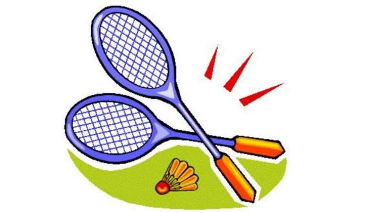 District badminton championship from Sept 2