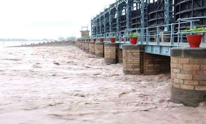 Flood in River Chenab inundates 100 villages in Jhang