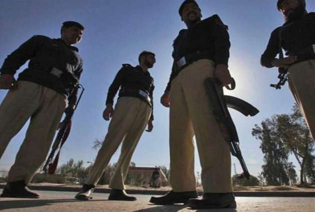 2500 cops, commandos to guard city on Independence Day