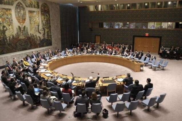 UN council to discuss tension in Crimea