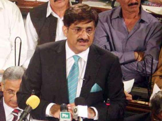 CM Sindh celebrates his birthday with minorities