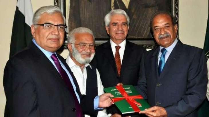 FATA parliamentarians call on KP Governor
