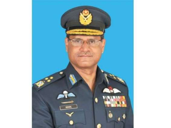 Air Chief visits the wounded of Quetta terror attacks