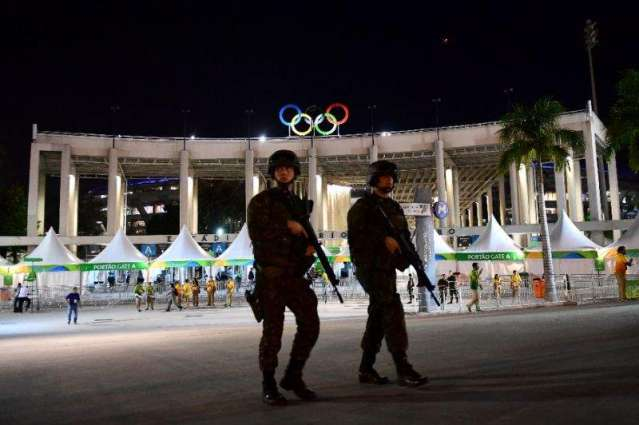 Olympics: Brazil police hold two terror suspects