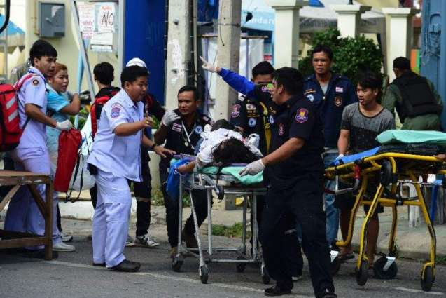 Four dead as Thailand hit with string of blasts
