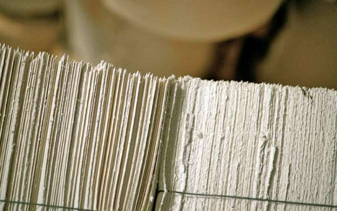Scientists use clay nanoparticles to produce paper