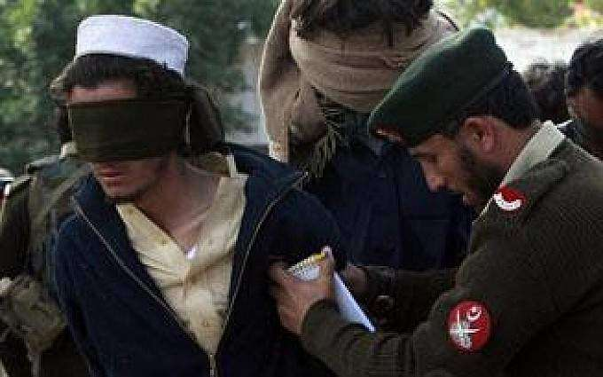 Six terrorists arrested during combing operation