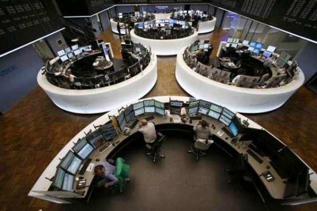 European stocks dip at open