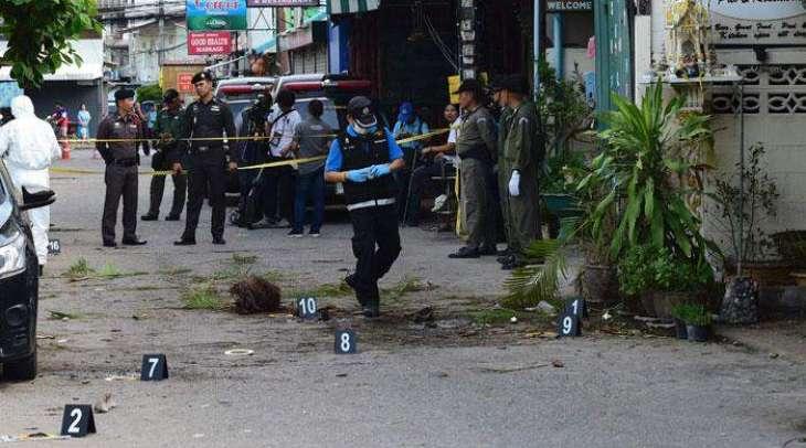 Four dead as string of blasts hit Thai tourist resorts