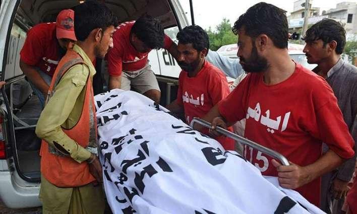 Karachi: Man found dead in Mari Pur canal