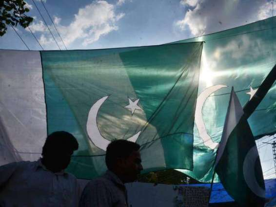 Sale of flags, buntings to mark independence day in full swing