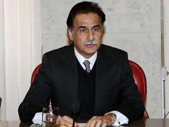 Speaker NA lauds sacrifices of KP business community in war against terror