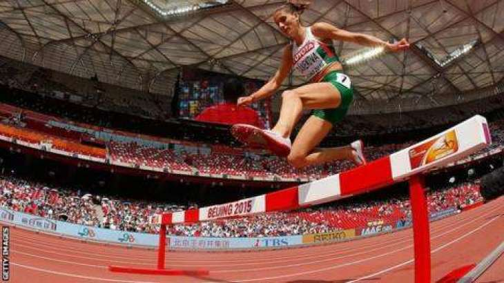 Olympics: Bulgarian athlete confirms positive doping test